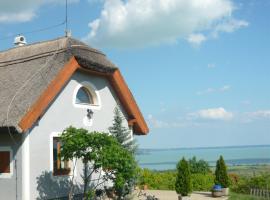 Picula ház, Балатональмади (рядом с городом Vöröshegy)