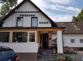 Penzion Eden Turnov, Turnov (Čtveřín yakınında)