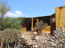 Eco Experience La Rosa del Taro, Пуэрто-дель-Росарио (рядом с городом Triquivijate)