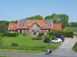 Ferienwohnungen Zollhaus Utlandshoern, Norden (Utlandshörn yakınında)