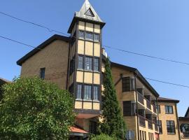 Hotel Arkun, Леба