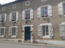 Vingt Grand Rue, Champagne-Mouton (рядом с городом Alloué)