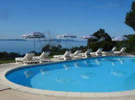 Azur Hotel, Le Lavandou