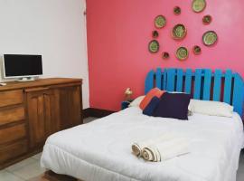 MaliKualli: Casa- Hotel, Малиналько