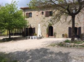 La Monaldesca, Acquapendente (Trevinano yakınında)