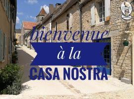 La Casa nostra, Montfaucon (рядом с городом Carlucet)