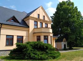Penzion Adriana, Dobruška (Trnov yakınında)