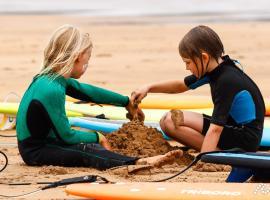 Ujusansa Family Surf Camp France, Ванде-Монталиве