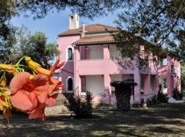 Olive Trees Villa, Pouládes (рядом с городом Kanakádes)