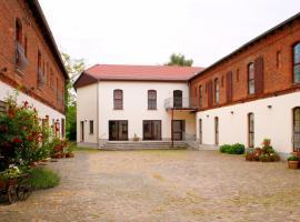 Landhaus Heinrichshof, Jüterbog