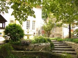 Le petit prince, Sanssat (рядом с городом Montaigu-le-Blin)
