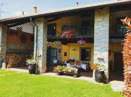 B&B Al Castello, Casale Litta (Crugnola yakınında)
