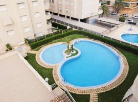ARENA PLAYA - Apartamento Familiar, Los Mártires