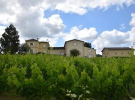 Chez Claude et Aline, Puynormand (рядом с городом Minzac)