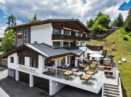 Hotel Restaurant Chesa, Flims