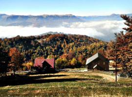 Džambas, Мойковац (рядом с регионом Berane County)
