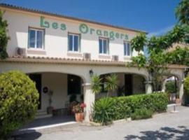 Les Orangers, Алерия (рядом с городом Rottane)