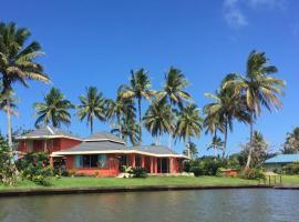 Mandala holiday home, Пасифик-Харбор (рядом с городом Lalati)