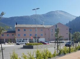 Glomfjord Hotel