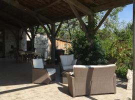 Chambre d'Hotes Cugnac, Sainte-Sabine (рядом с городом Faurilles)