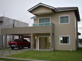 Casa em Condomínio 3 suítes 240 m² - Segurança Total, Salinópolis (São João de Pirabas yakınında)