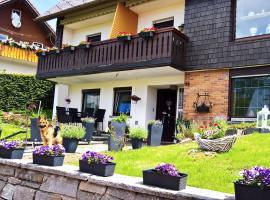 Wohnung mit Ausblick, Sankt Märgen