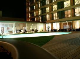 Hotel Praia Morena, Camunda (Lobito yakınında)