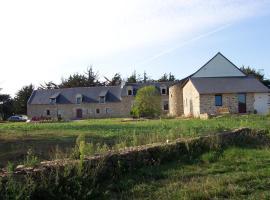 Le Colombier de Kerguezec, Surzur (рядом с городом La Trinité-Surzur)