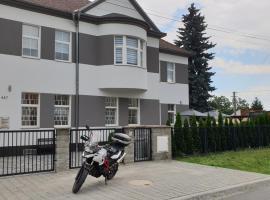 Apartma Transpet, Kostelec na Hané (Smržice yakınında)