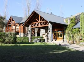 Chamonix Posada & Spa, Вилья-Хенераль-Бельграно