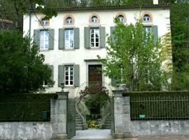 L'Affable, Les Cammazes (рядом с городом Сорезе)