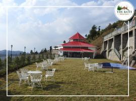 The Koti Village Resort, Шимла (рядом с городом Mundaghat )
