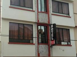 Hotel Royal Center, Pasto (El Encano yakınında)