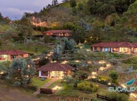 Eucaliptus Spa Resort S.A.S, Dapa