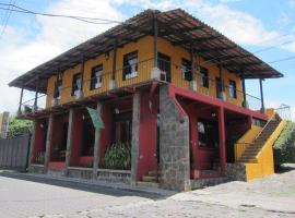 Anexo Toliman, San Lucas Tolimán (рядом с городом Agua Escondida)