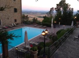 Villa Schiatti, Cortona