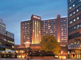 Hilton Albany, Albany