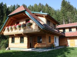 Stillbacherhütte, Mariahof (Sankt Lorenzen bei Scheifling yakınında)
