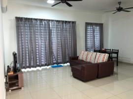 Family room near penang airport