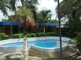 Hostal y Villas Sol Liberiano, Liberia (Castilla yakınında)
