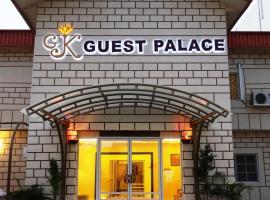 GK Guest Palace, Kano
