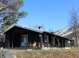 Bakkestøl 3 bedroom cabin