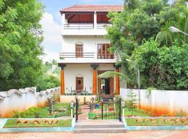 Homestay with parking in Tiruchirappalli, by GuestHouser 23056, Belukkurichchi (рядом с городом Nāmakkal)