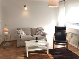 Helle Wohnung neu ausgestattet, Pinneberg (Prisdorf yakınında)