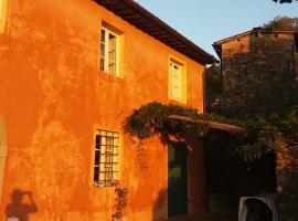 Al casale di nonna Paola, Lucca (Mastiano yakınında)