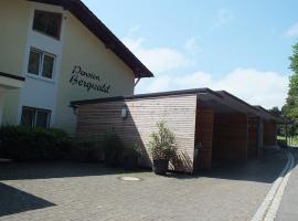Gästehaus Pension Bergwald, シャイデック