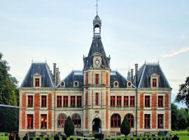 chateau de Walmath, Saint-Laurent-les-Églises (рядом с городом Sauvagnat)