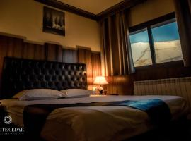 White Cedar Hotel &Resort, Аль-Арз