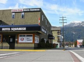 Hotel Squamish, Squamish