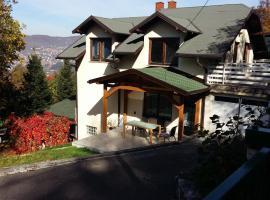 house in the nature, Vogošća